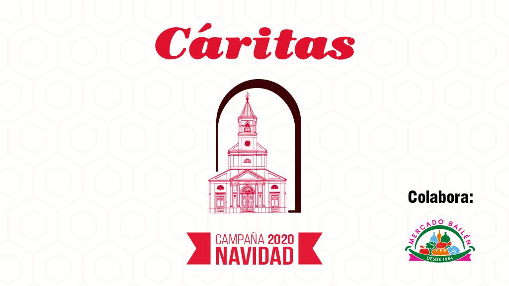 Cáritas Parroquial Santísima Trinidad campaña especial Navidad